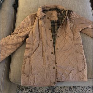 Women's LL Bean Quilted Coat